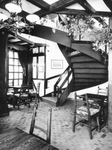 Interieur «Buddy's Pub» 1969.